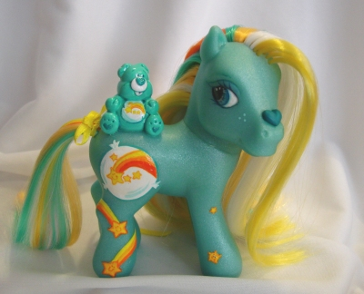 Conspectus · Customized My Little Pony'